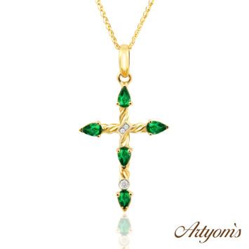 Soft emerald