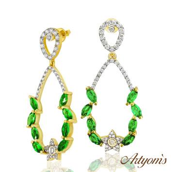 Iconic green